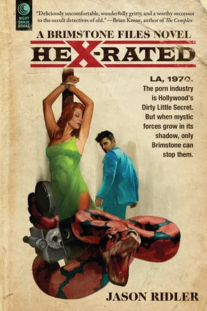 Hex-Rated book image