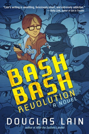 Bash Bash Revolution book image