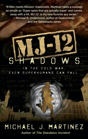 MJ-12: Shadows book image