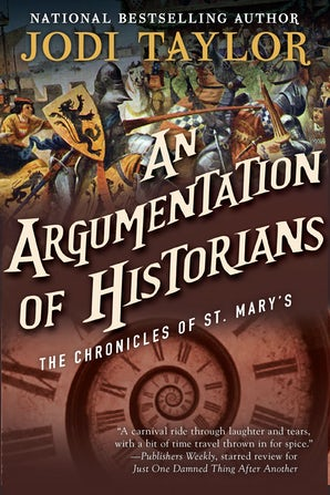 An Argumentation of Historians book image