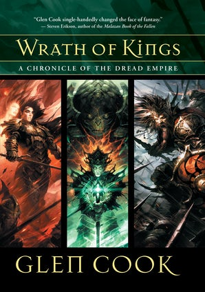 Wrath of Kings book image