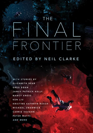 The Final Frontier book image