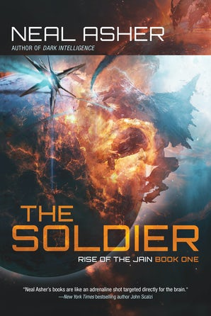The Soldier book image