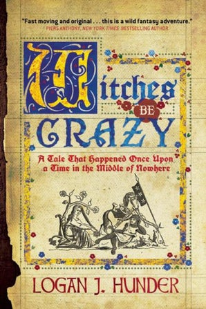 Witches Be Crazy book image