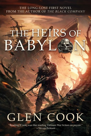 The Heirs of Babylon book image