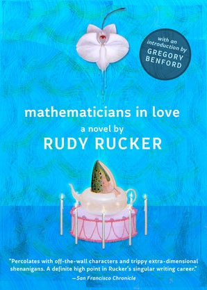 Mathematicians in Love book image