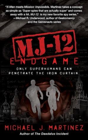 MJ-12: Endgame book image