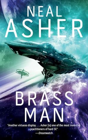 Brass Man book image