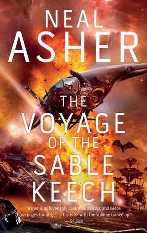The Voyage of the Sable Keech book image