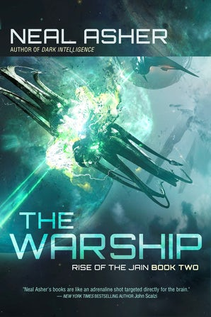 The Warship book image