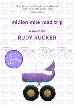Million Mile Road Trip book image