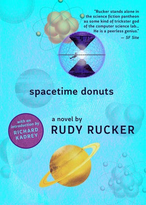 Spacetime Donuts book image