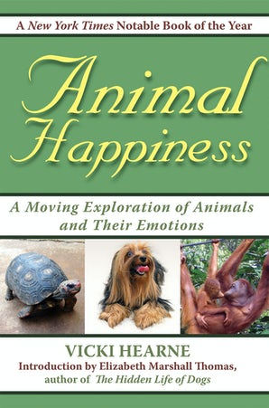 Animal Happiness book image