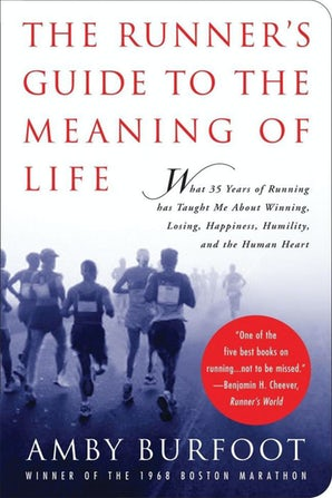 The Runner's Guide to the Meaning of Life book image