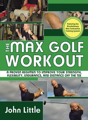 The Max Golf Workout book image