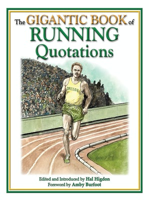 The Gigantic Book of Running Quotations book image