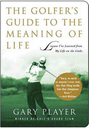 The Golfer's Guide to the Meaning of Life book image