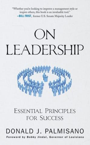 On Leadership book image
