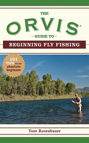 The Orvis Guide to Beginning Fly Fishing book image