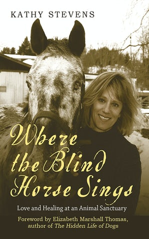 Where the Blind Horse Sings book image
