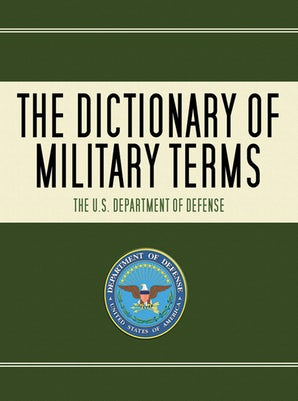 The Dictionary of Military Terms book image
