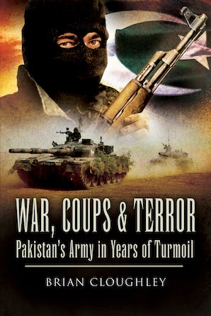 War, Coups and Terror book image