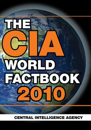 The CIA World Factbook 2010 book image