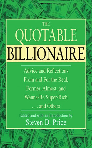 The Quotable Billionaire book image