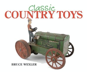 Classic Country Toys book image