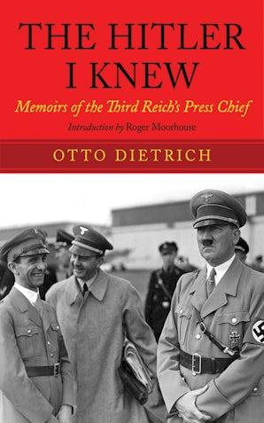 The Hitler I Knew book image
