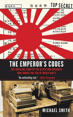 The Emperor's Codes book image