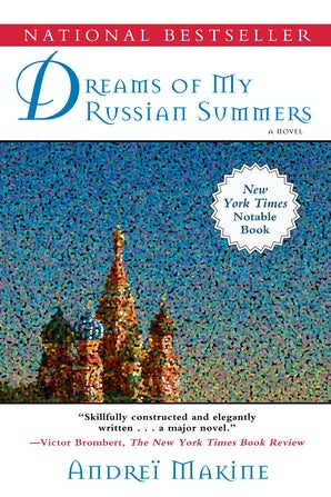 Dreams of My Russian Summers book image