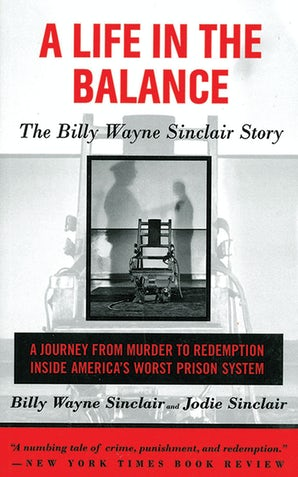 A Life in the Balance book image