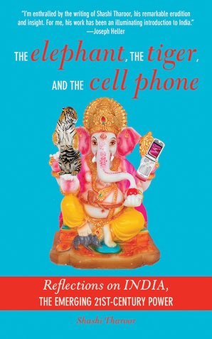 The Elephant, The Tiger, and the Cellphone book image
