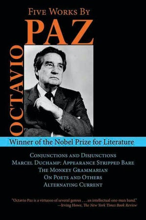 Five Works by Octavio Paz book image
