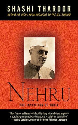 Nehru book image