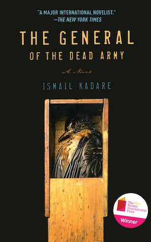 The General of the Dead Army book image