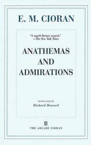 Anathemas and Admirations book image