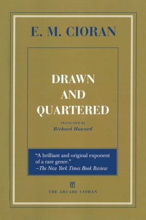 Drawn and Quartered book image