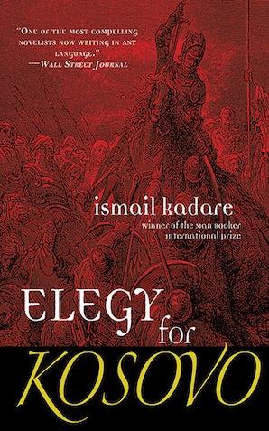 Elegy for Kosovo book image