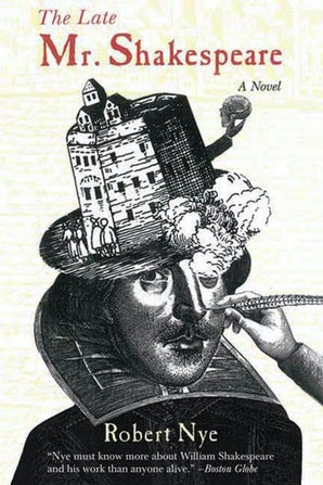 The Late Mr. Shakespeare book image