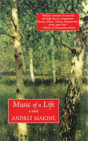 Music of a Life book image