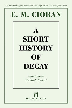 A Short History of Decay book image