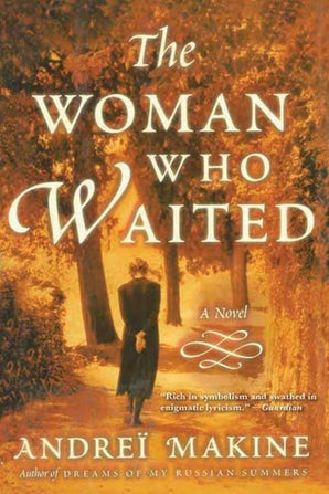 The Woman Who Waited book image