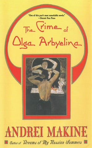 The Crime of Olga Arbyelina book image