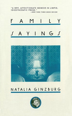 Family Sayings book image