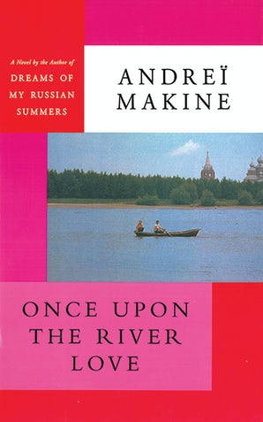 Once Upon the River Love book image