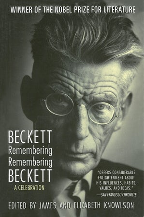 Beckett Remembering/Remembering Beckett book image