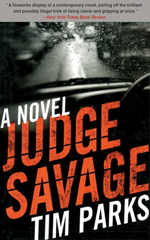 Judge Savage book image