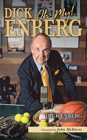 Dick Enberg book image